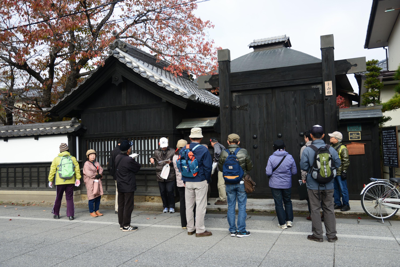 城下町松代の文化財の建物を見る会 ※終了しました。
