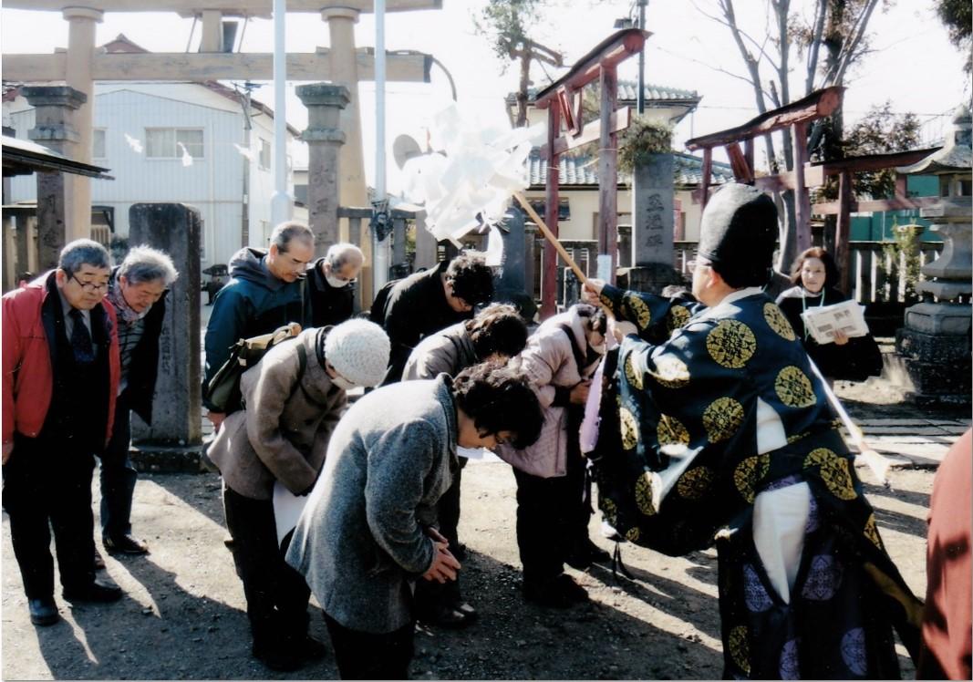 新春 年初めの七福神めぐり
