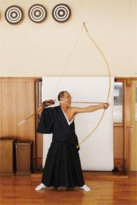 弓道体験 ※終了しました。
